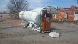 Ситуация с нелегальными АГЗП на топливном рынке Киева.