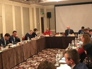 Ministry of Economic Development and Trade of Ukraine and Ukrainian Oil & Gas Association discussed state purchases of petroleum products