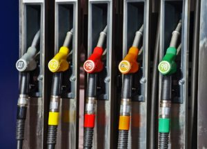 Gasoline and Diesel Gas Oil Increase in Retail