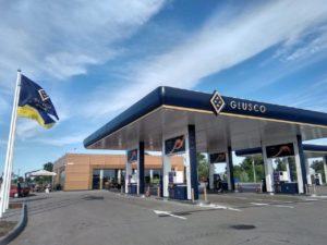 GLUSCO відкрили два оновлених АЗК у Дніпрі
