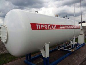 Технический регламент для сжиженного бытового газа будет создан в 2019 году