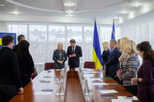 ГФС и Нефтегазовая Ассоциация Украины подписали Меморандум о сотрудничестве