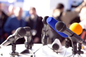 Пресс-конференция Первого заместителя Председателя ГФС Сергея Билана, президента «Нефтегазовой Ассоциации Украины» Нелли Приваловой