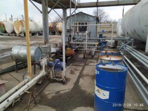 Налоговая милиция остановила подпольный цех по производству топлива
