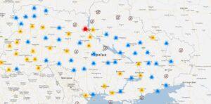 За даними perevirAZS.info в Україні з ознаками «нелегальності» працює 141 АЗС