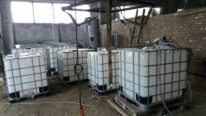 ГУ ГФС в Киевской области выявило факт незаконной реализации топлива без соответствующих лицензий